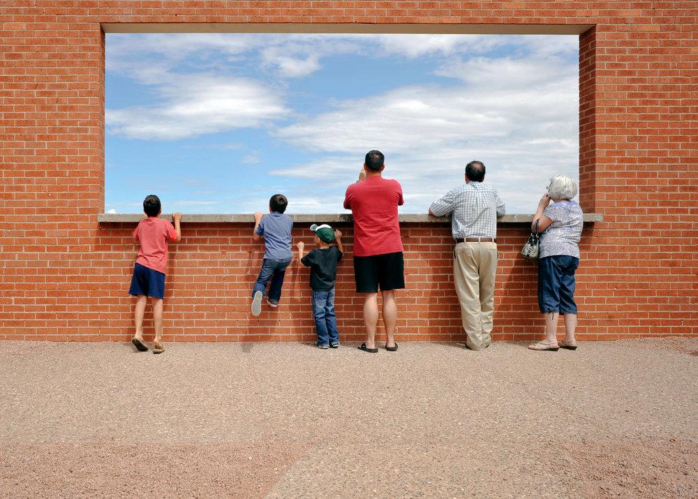 Family Admiring Sky.jpg