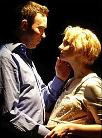 Gerry Lehane & Maggie Bell in the world premiere of Airport Hilton