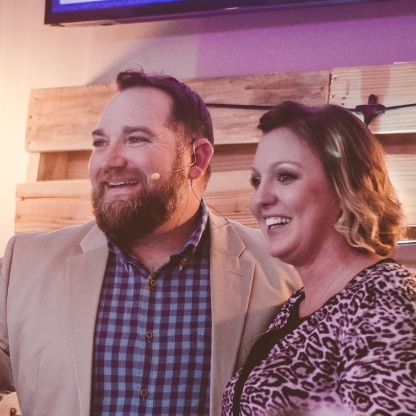 Pastors: Haagon & Kristy Lister