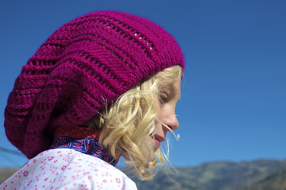 Arequipa Hat Pattern