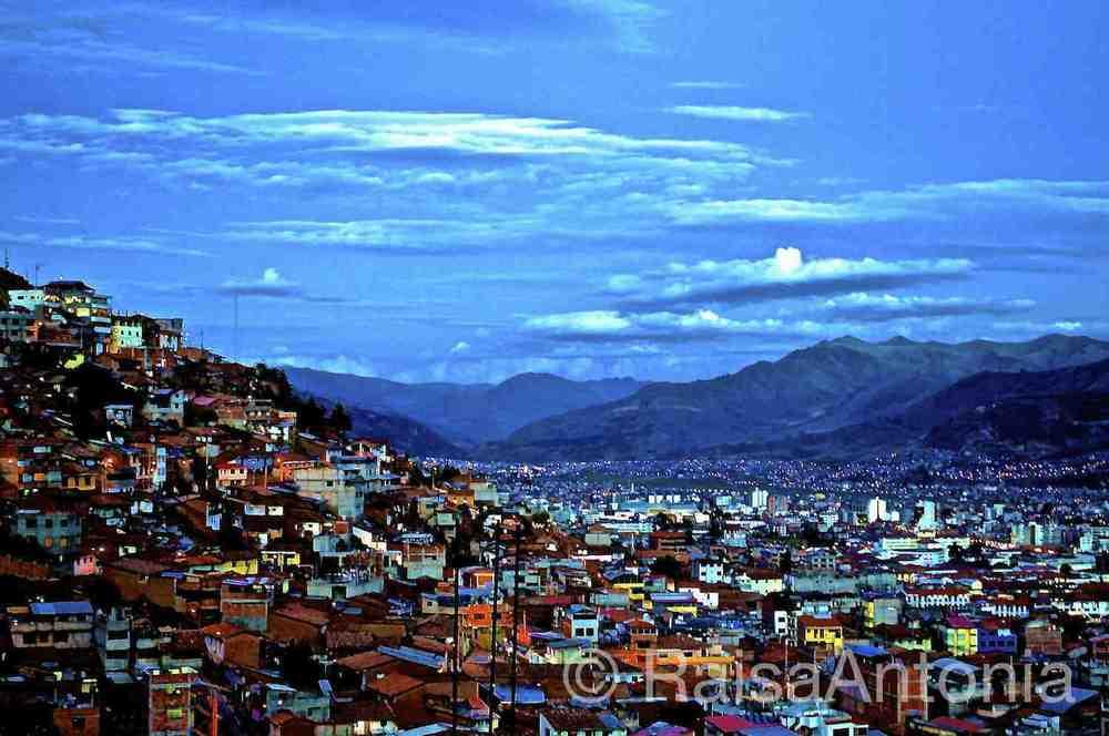 Cusco in Twilight