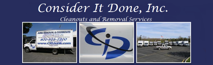 Consider It Done, Inc Junk Removal and Cleanout Services