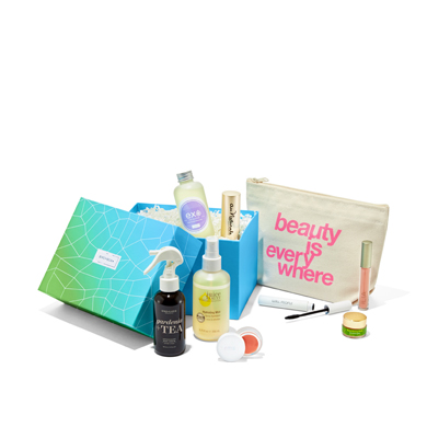 Birchbox is a monthly beauty subscription box. Start out by gifting Mom their signature started box, then when Mom creates her profile on their site, her next boxes will be curated especially for her!