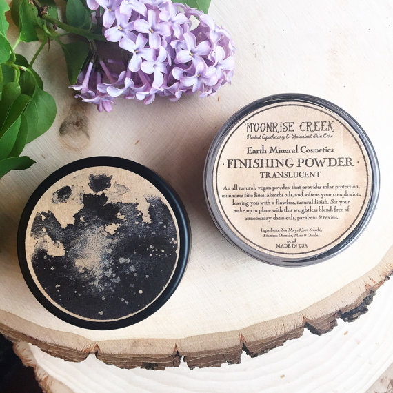 """Moonrise Creek offers a line of beauty and health products that will make Mom's Day. From finishing powders, to aromatherapy, to lip balms, and MUCH more, this company offers """"High Quality, Earth Wise, Back to your Roots Artisan Goods"""" that are just amazing."""