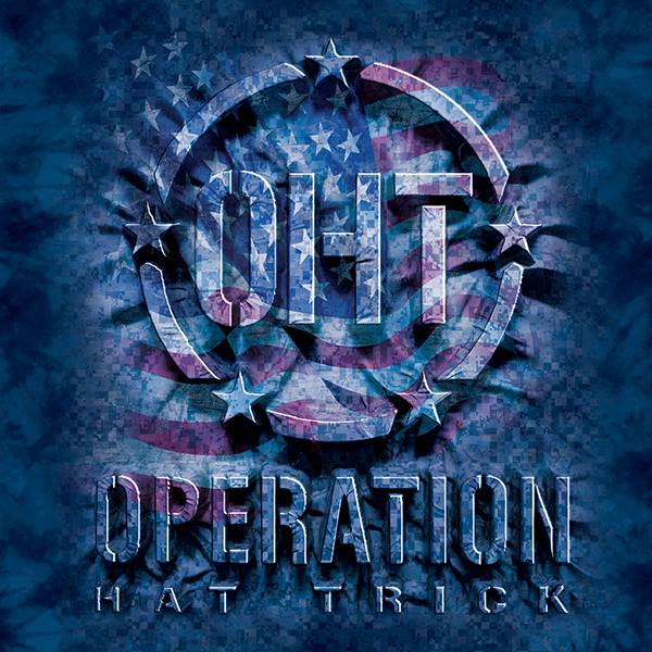 The OHT Inner Spirit Flag T-shirt from The Mountain® captures everything awesome about the American spirit. Its bold patriotism practically makes your eyes water red, white and blue in appreciation for the men and women who sacrificed for our country. Put your stamp on your support for Operation Hat Trick with all-American apparel at its finest. The OHT Inner Spirit Flag tee from The Mountain® is the perfect way to salute every veteran who's come home.