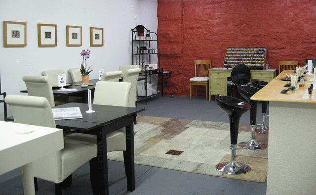 Scentual Artistry Studio: downtown Cincinnati 2010