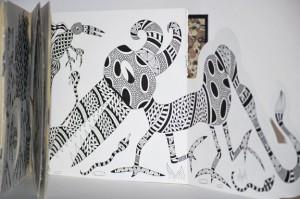 Ann Vollum : handmade art book