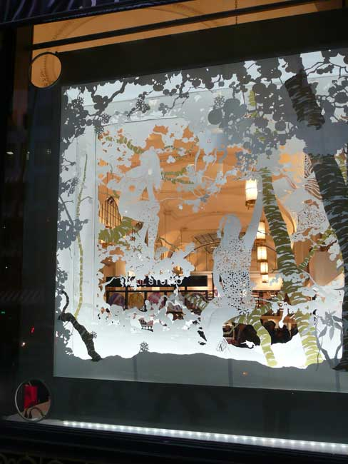 sephora - NYC Christmas Windows