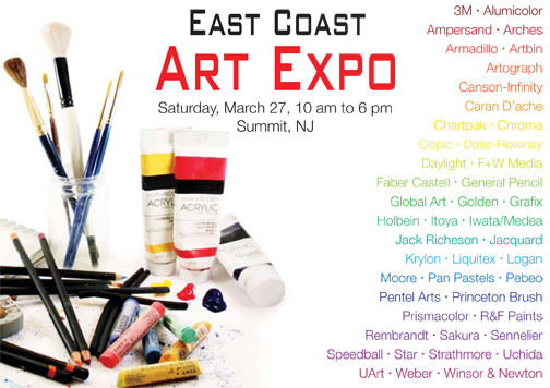NJ Arts Expo, NJCVA