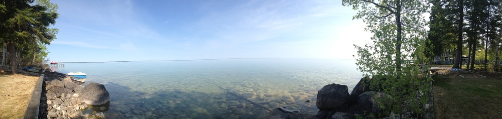 Clearwater Lake, Manitoba