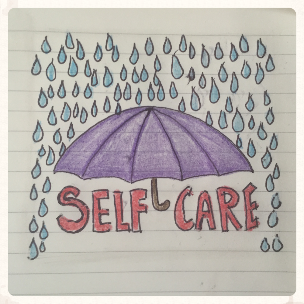 Self care can help us respond in ways that serve us better