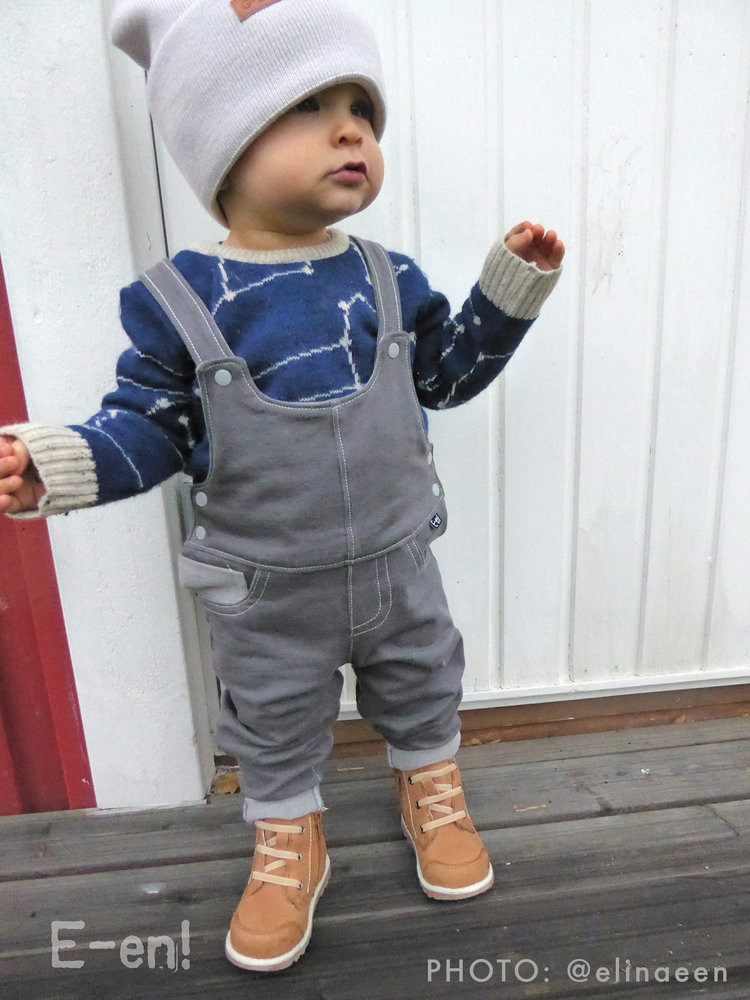 The Loveralls Dungarees — PETIT A PETIT +Family