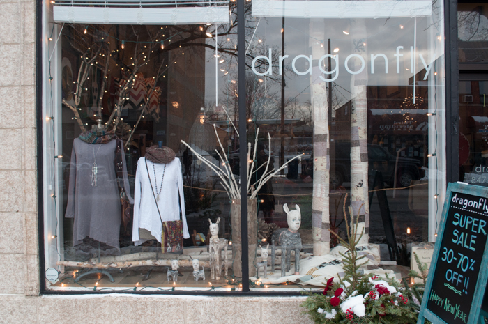 Dragonfly Boutique, 1309 Chicago Avenue, Evanston, Il 60201