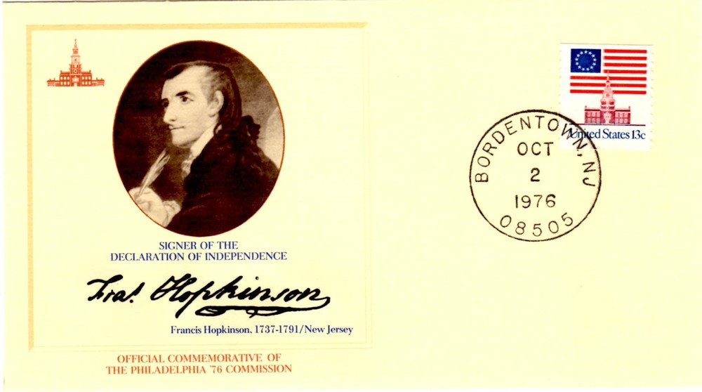 Commemorative Envelope
