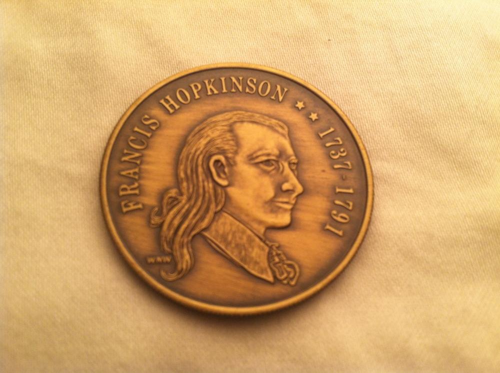 Hopkinson Bronze Medal