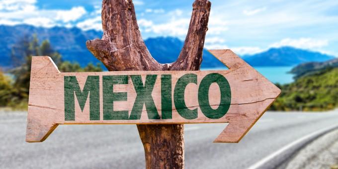 Mexico Riviera bound!
