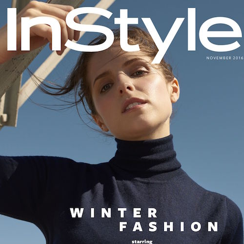 InStyle US, UK - Several features covering politics & women's health. A New Yorker tells all 24 hours after the 2016 presidential election, and everything you need to know about intimacy after baby.