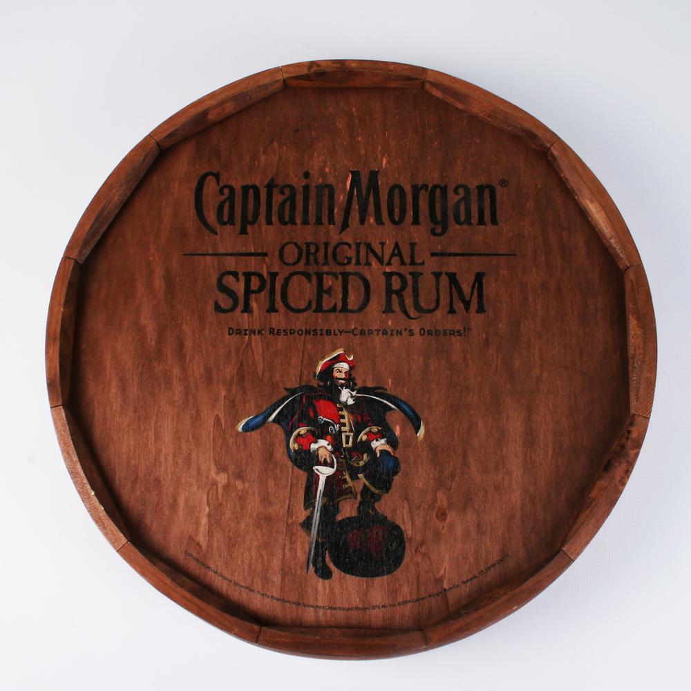 Captain Morgan Barrel End