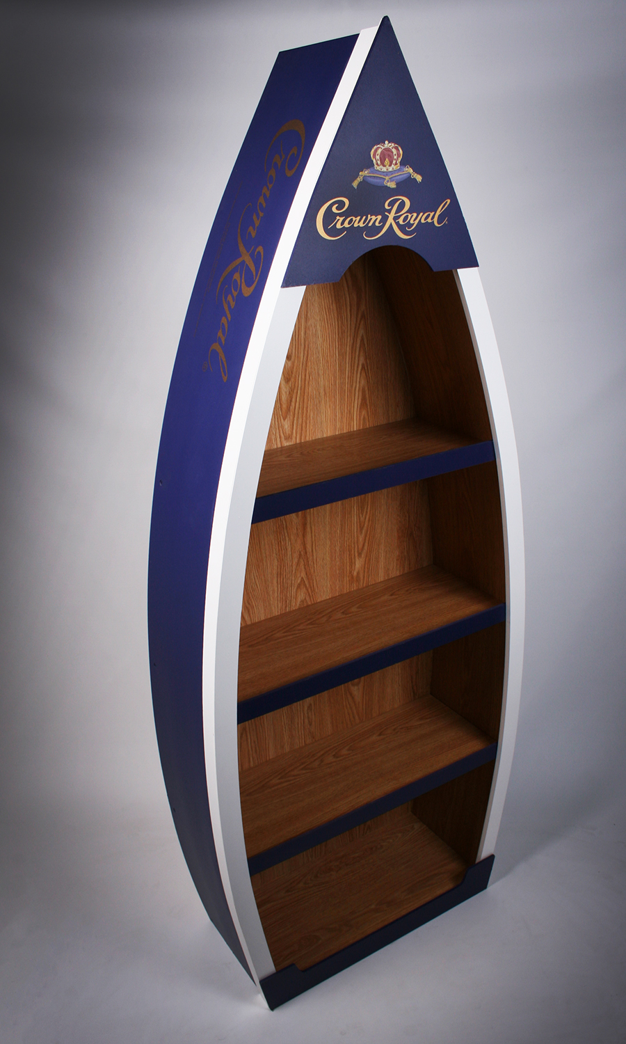 Crown Royal Boat Display
