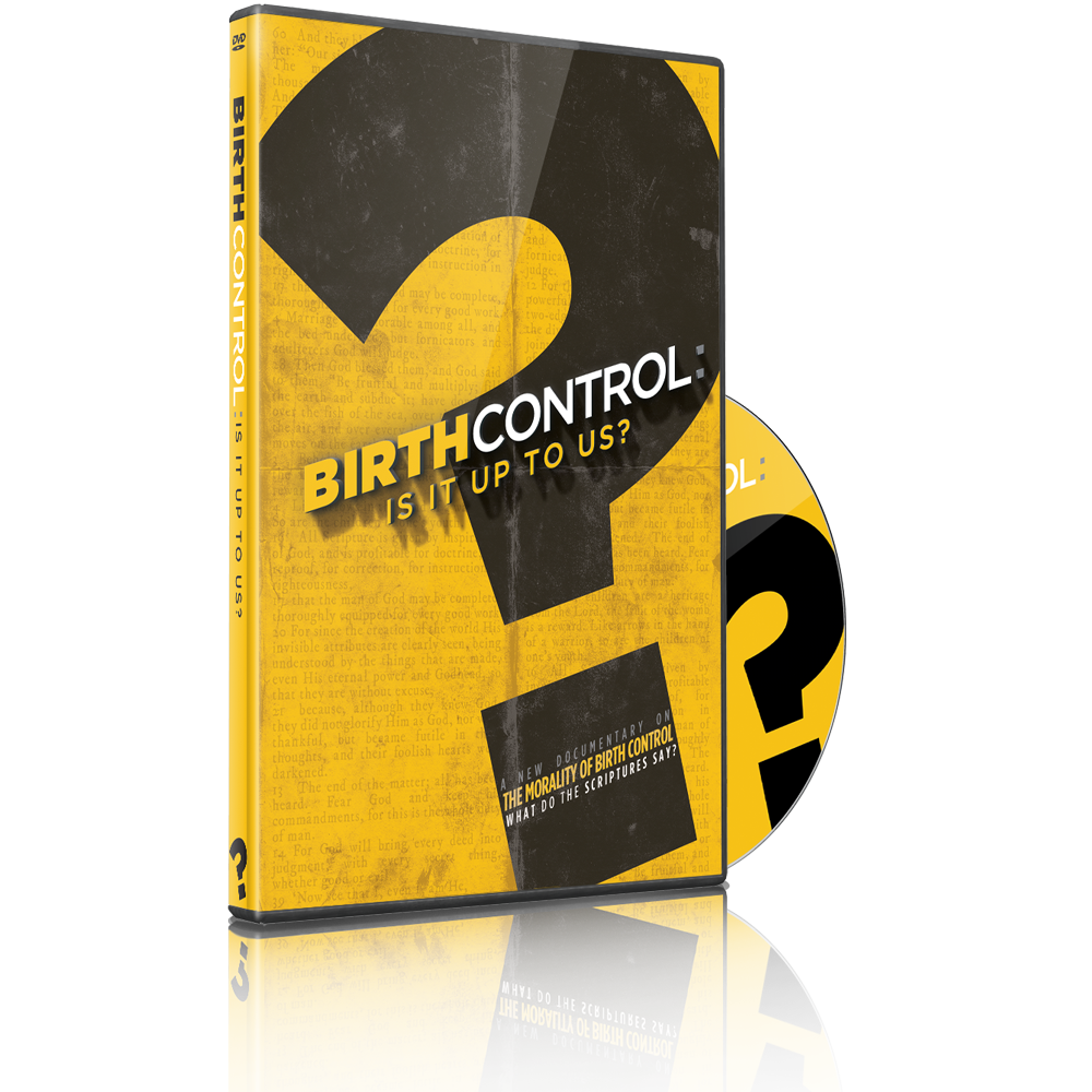 Birth Control Is It Up To Us Dvd