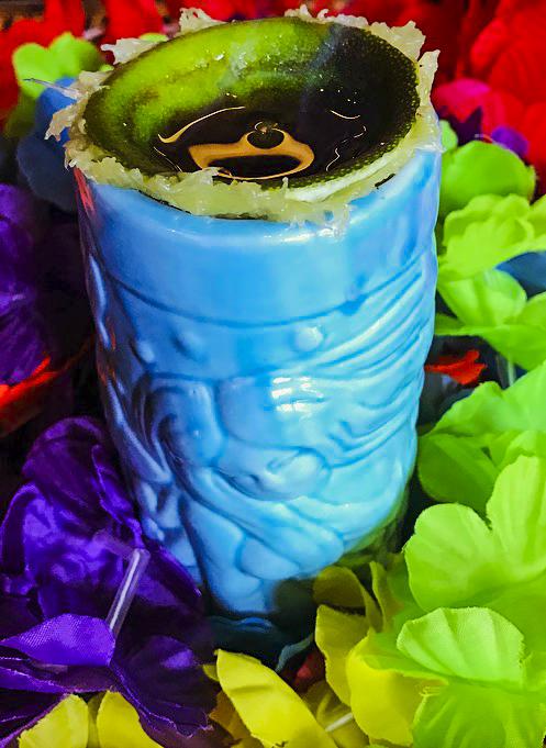$5 Tiki drinks all Sunday long