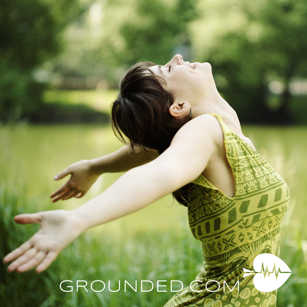 Grounding | Earthing Products help you to reconnect to the Earth, improve your sleep and feelings of calmness