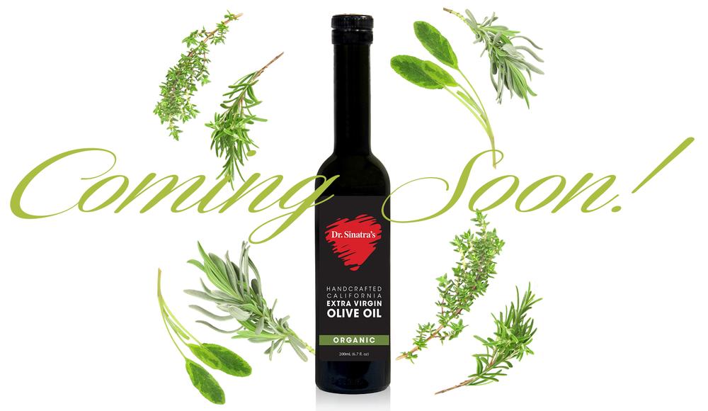 Dr. Sinatra`s Olive Oil