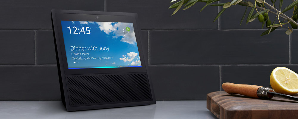 Amazon's New Echo Show
