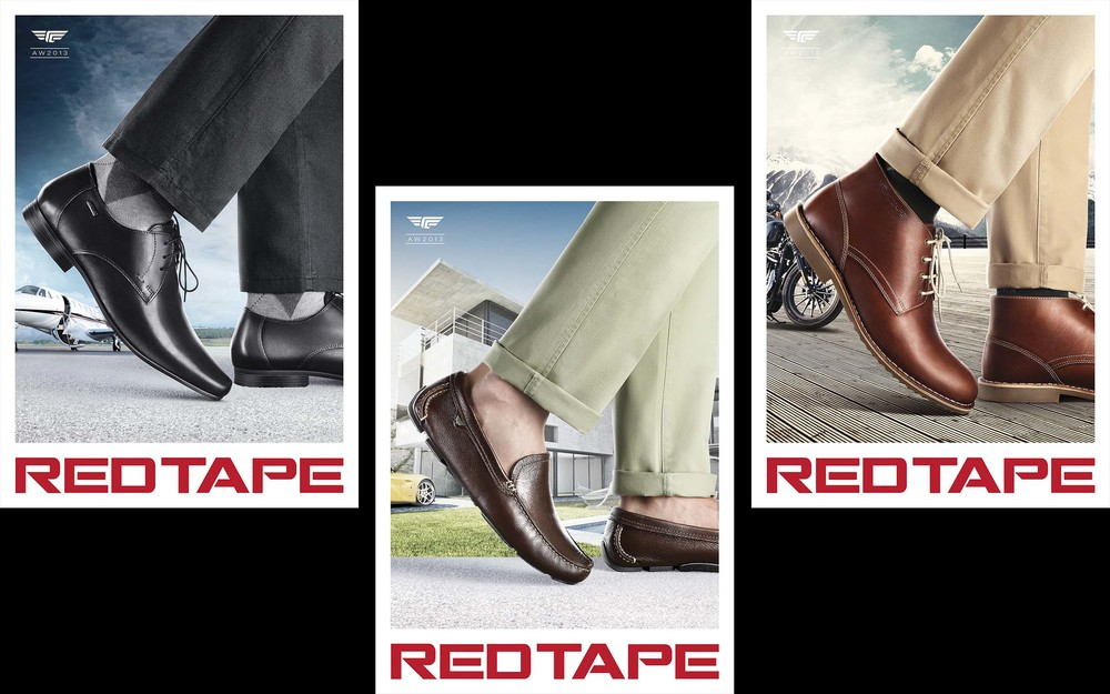 Red Tape Shoes