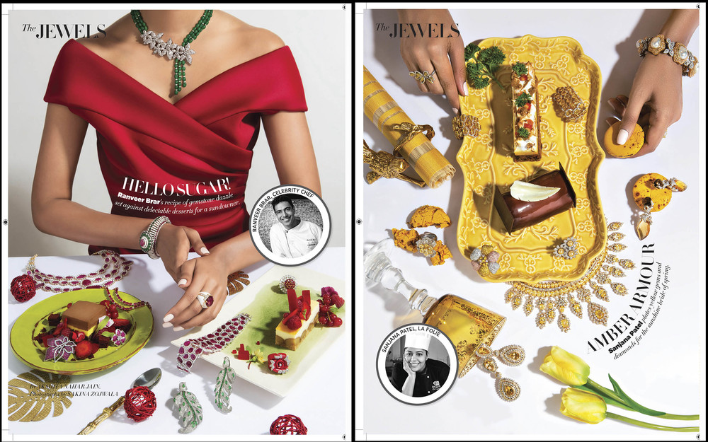 Harpers Bazaar Bride, India
