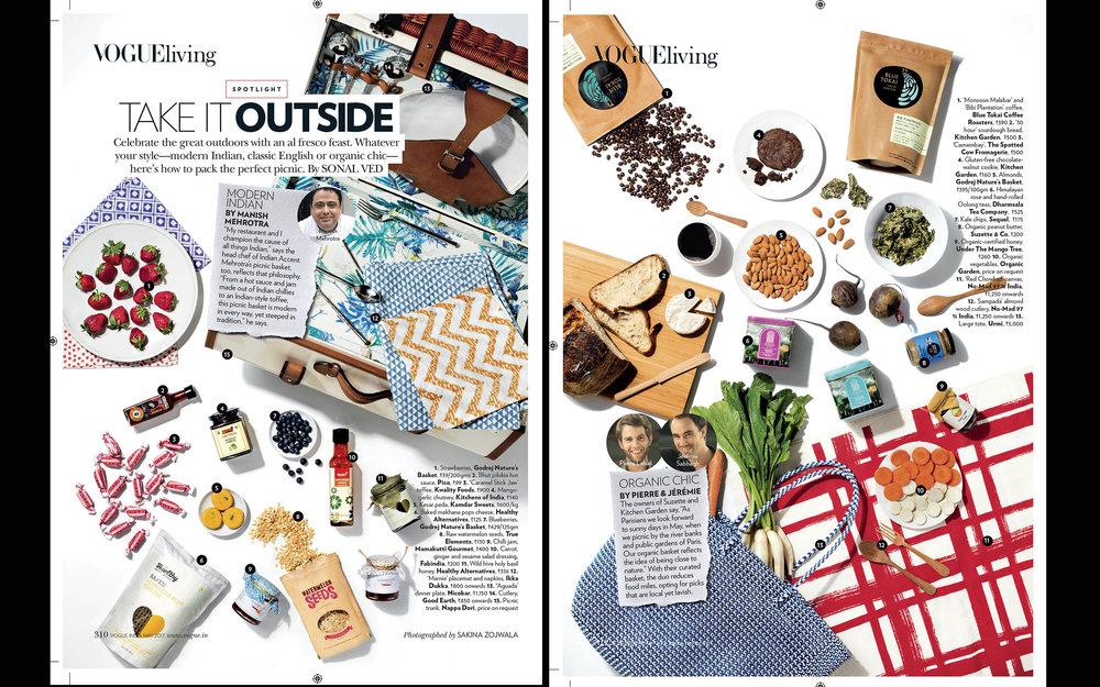 Vogue India- Vogue Living