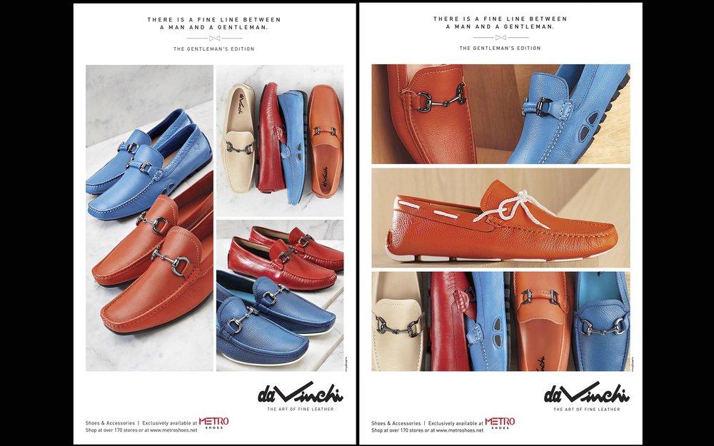 DaVinchi shoes by Metro