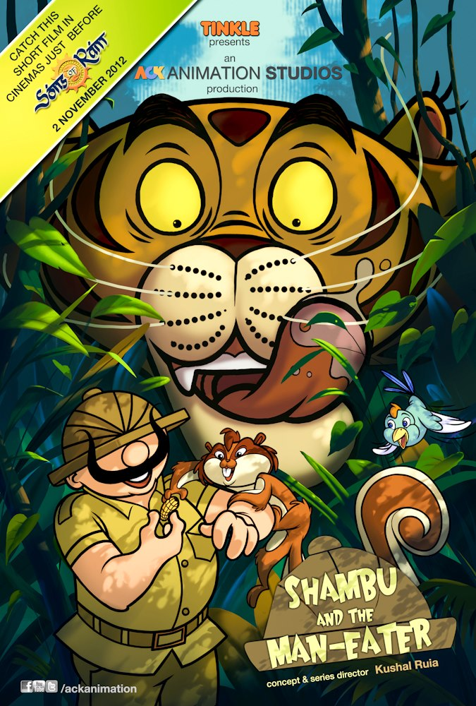 Shambu and the Man-eater (2012)
