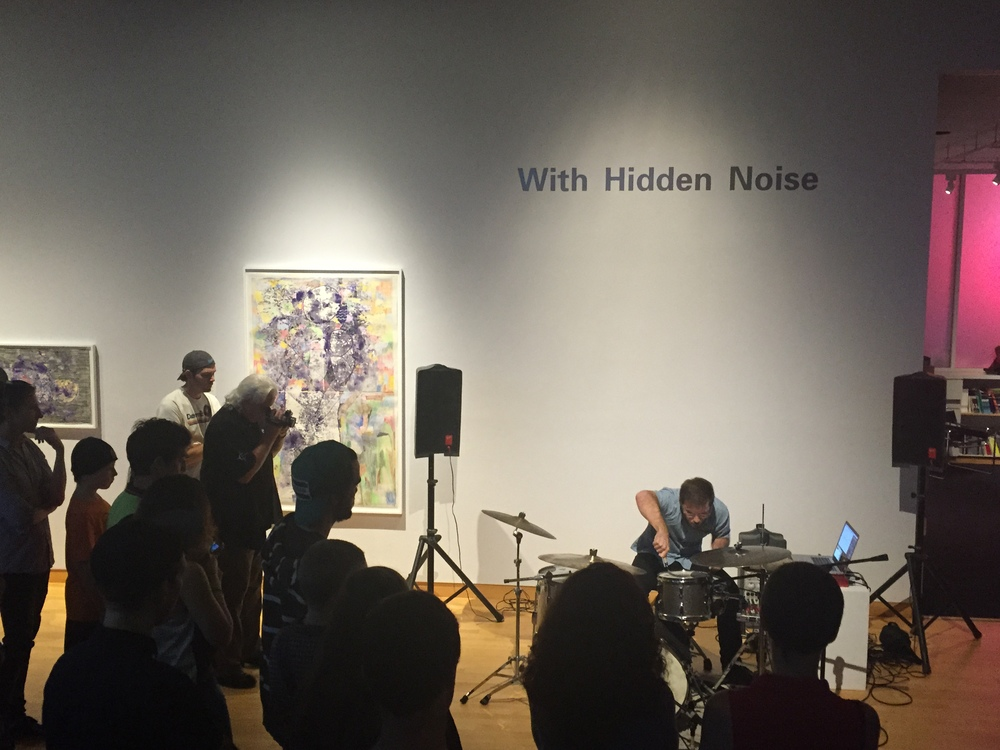 Out in the Open, USF Contemporary Art Museum, July 24, 2015
