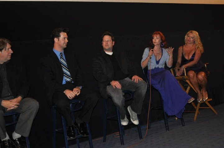 Popatopolis Screening, Q&A
