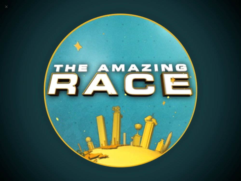 The Amazing Race 30