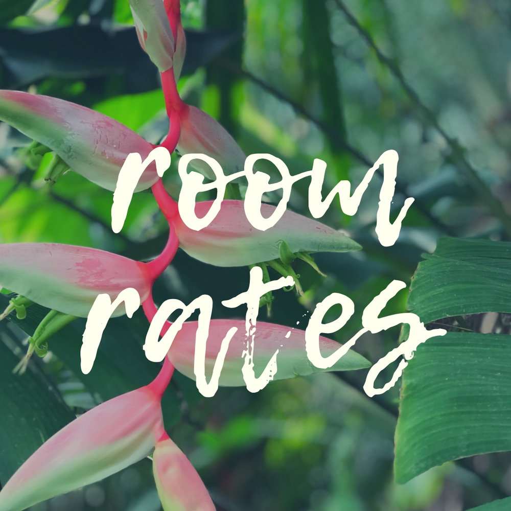 retreat room rates 2020