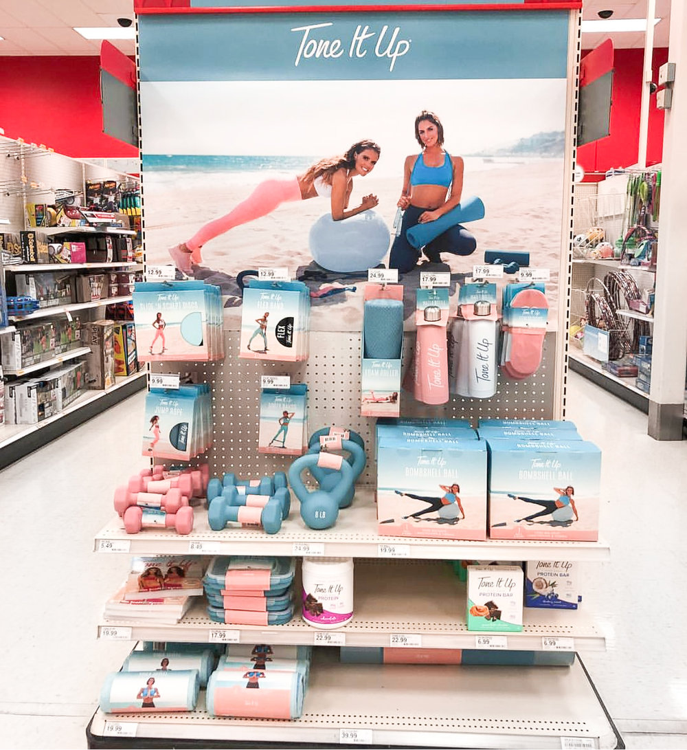 End Cap placement in Target stores nationwide! Photo by @ashandellie_tiu