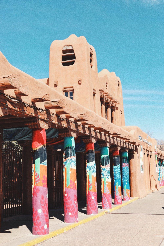 Santa Fe New Mexico Road Trip - Kelly Wirht Photographer