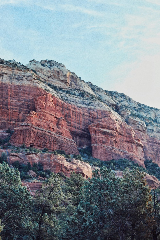 Sedona Arizona Red Rocks Hike - Kelly Wirht Photographer