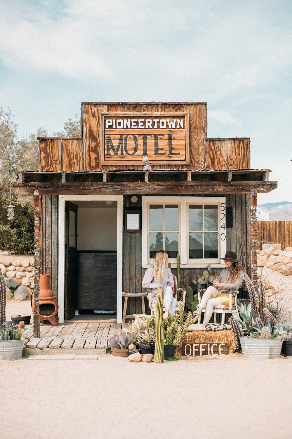 Pioneertown Motel Joshua Tree