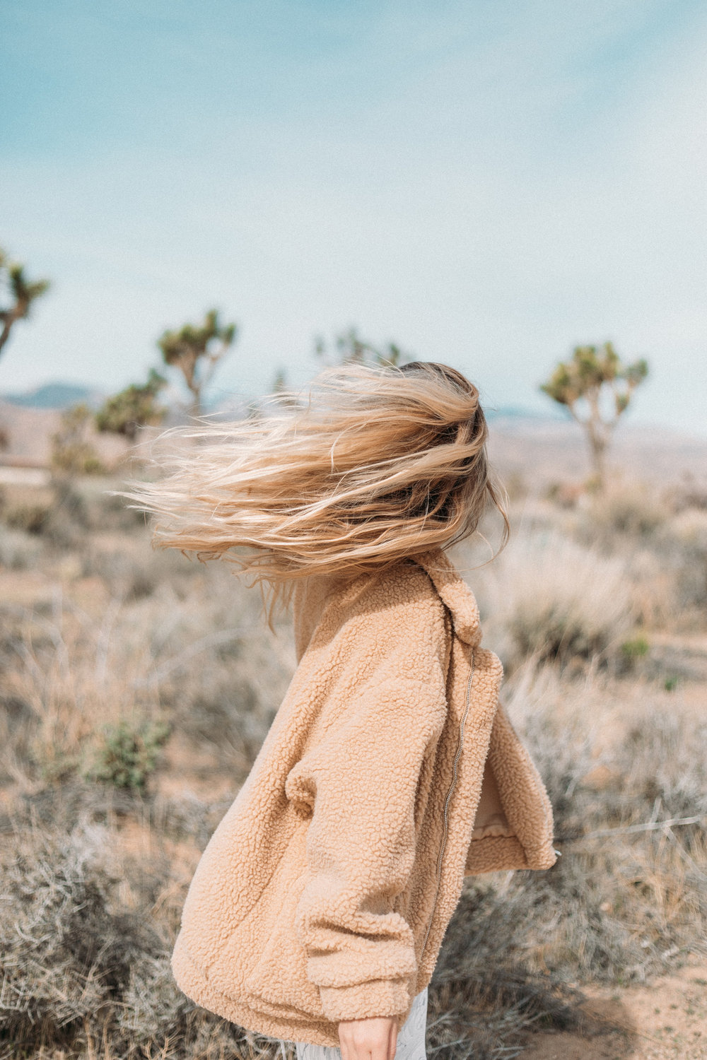 Joshua Tree Portrait Photography