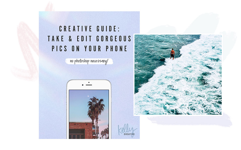 Photo Editing for iPhone Instagram Tips