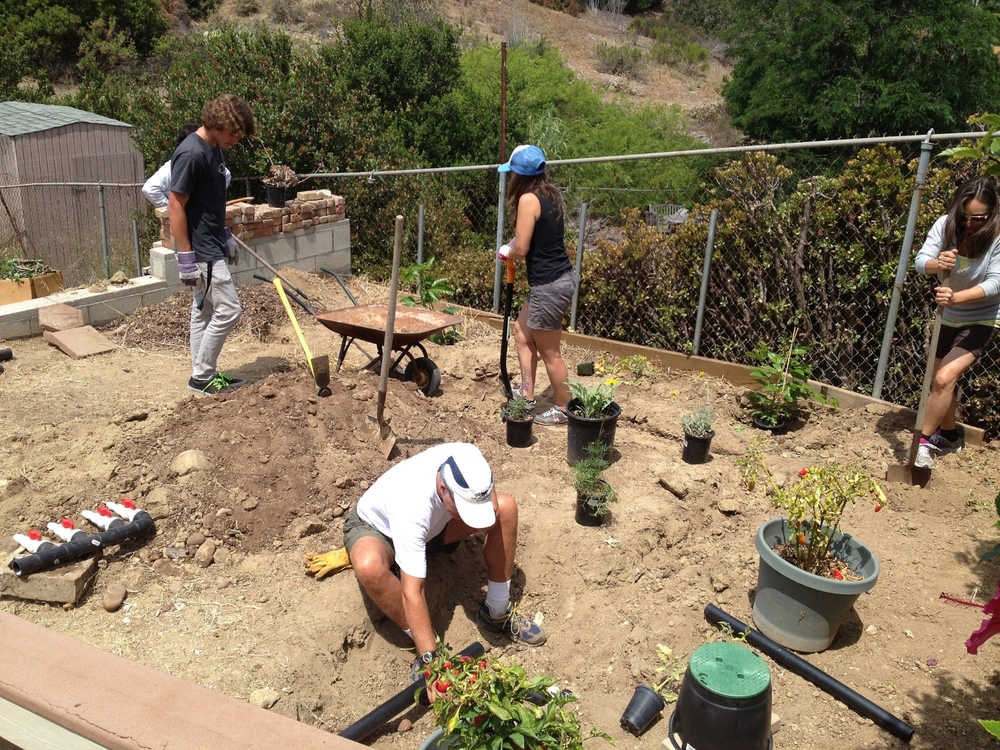Gravity Fed Shower Greywater Workshop