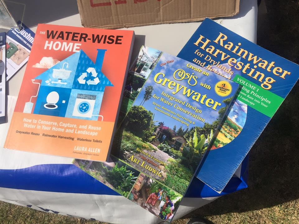 Water Harvesting Books