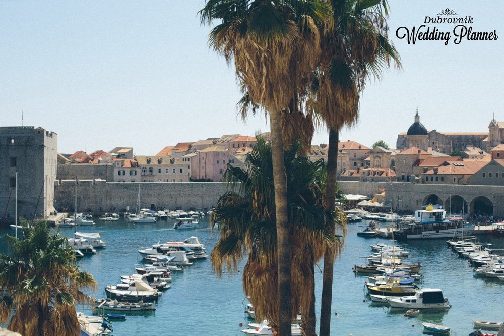 Greetings from Dubrovnik - Your personality matters, every wedding is unique .. Dubrovnik Wedding Planner Team