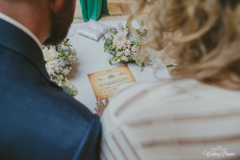 Wedding Paperwork - It is crucial to have the correct list of certificates to gather. Not every couple needs to collect the exact set of papers, it depends on your nationalities.  Wedding Planning is a process during which you prepare for wedding abroad. We will share a list of documents you need to issue.