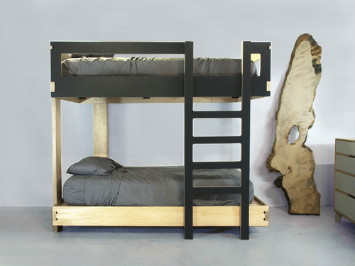 Treehouse Bunk Bed Loubier Design