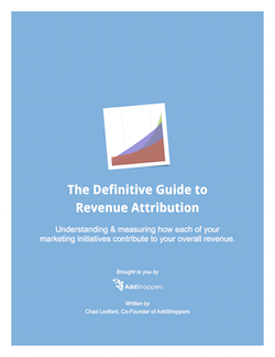 Click here to download The Definitive Guide to Revenue Attribution free.