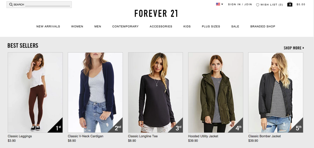 forever-21-product-discovery